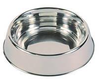 Trixie - 24942 Миска для собак из нержавеющей стали с покрытием против скольжения