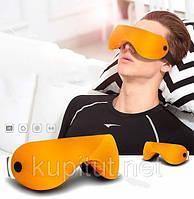 Аппарат (очки-массажёр) цветоимпульсной терапии для глаз AST-102