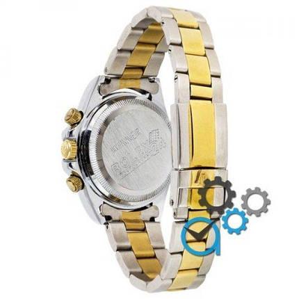 Часы наручные Rolex Daytona AA Men Silver-Gold-White, фото 2