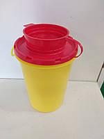 Контейнер для утилизации медицинских отходов 600 мл