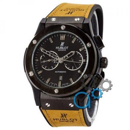 Часы наручные Hublot Classic Fusion Automatic Brown-Black, фото 2