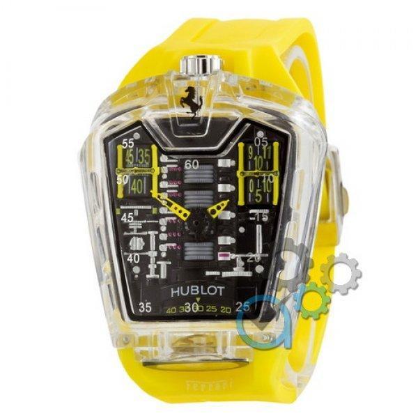 Часы наручные Hublot MP05 LaFerrari Yellow
