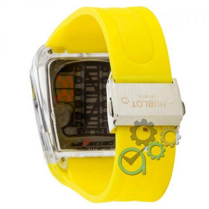Часы наручные Hublot MP05 LaFerrari Yellow, фото 2