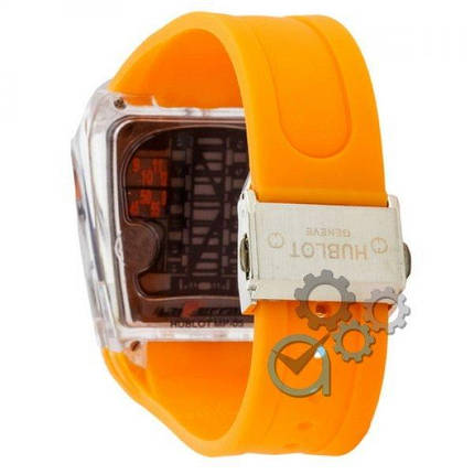 Часы наручные Hublot MP05 LaFerrari Orange, фото 2
