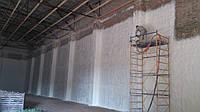 Термоизоляция, утепление, теплоизоля овощехранилищ, складов, холодильных камер напыляемым пенополиуретаном ППУ