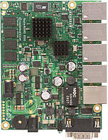 Плата - мережевий комутатор Ethernet (Без корпуса, без БЖ) RB850GX2 MIKROTIK