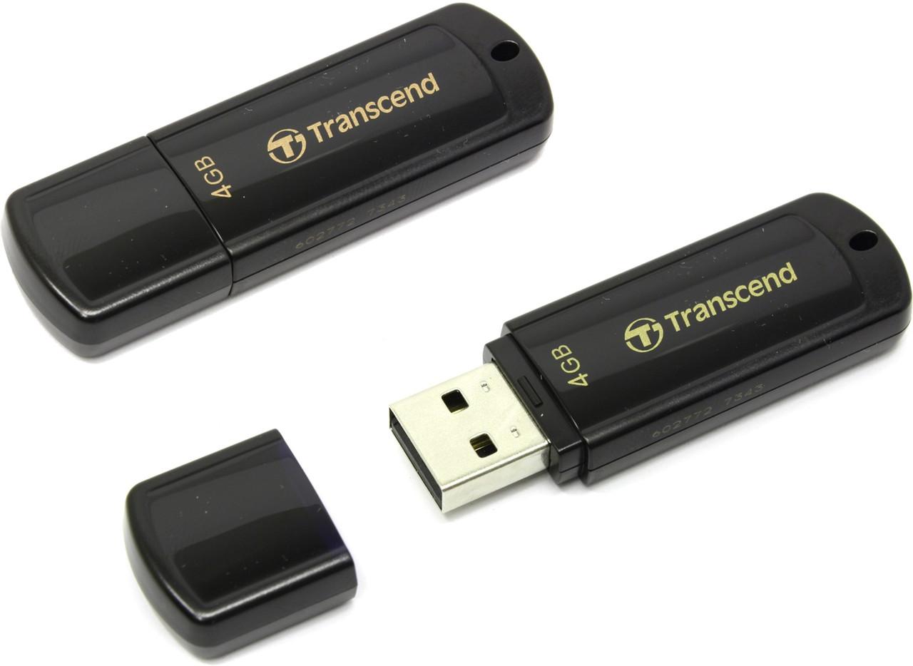 """USB-Flash 4 Gb """"Transcend"""" JetFlash 350"""