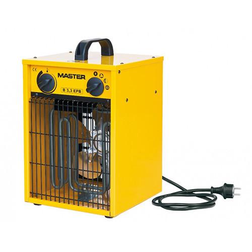 Электрический нагреватель с вентилятором Master B 3.3 EPB