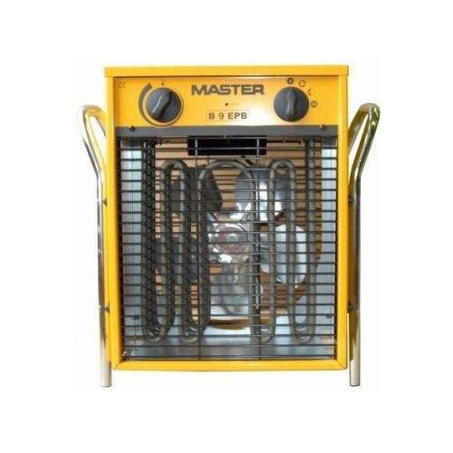 Електричний нагрівач з вентилятором Master B 9 EPB