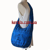 Тканевая сумка через плечо