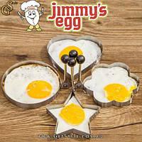"""Формы для приготовления - """"Jimmy's Egg"""" - 4 шт., фото 1"""