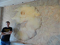 Эксклюзивная художественная роспись стен