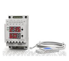 Регулятор температуры и влажности для инкубатора РТВ-15Д на 16А