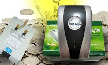 Энергосберегающий прибор экономии электроэнергии  Electricity Saving Box , фото 3