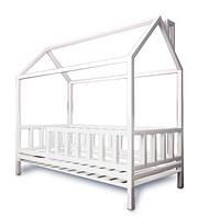 Кровать домик с бортиком Рио плюс 160см, фото 1