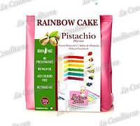 Смесь для торта «Радуга» со вкусом фисташки (1 кг)