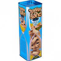 Развивающая настольная игра «TOWER on the SAND» укр.