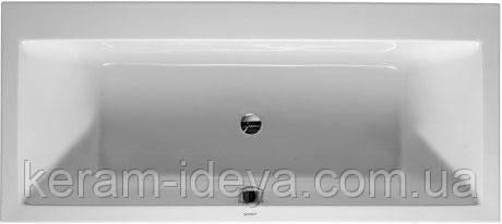 Ванна акриловая Duravit Vero 180x80 700135000000000