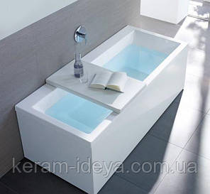 Ванна акриловая Duravit Vero 180x80 700135000000000, фото 2