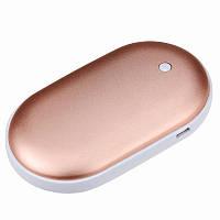 USB грелка для рук + Powerbank 5000 mAh, фото 1