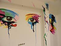 Эксклюзивная художественная роспись потолков