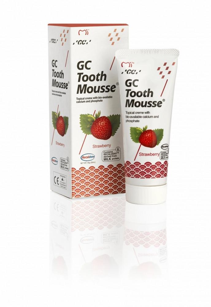 Tooth Mousse (Тус Мусс) клубника