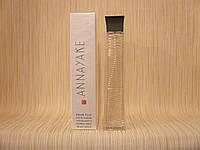 Annayake - Annayake Pour Elle (2000) - Парфумована вода 100 мл - Рідкісний аромат