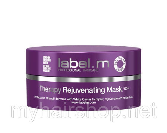 Маска восстанавливающая омолаживающая терапия LABEL.M Therapy Age-Defying Recovery Mask 120 мл