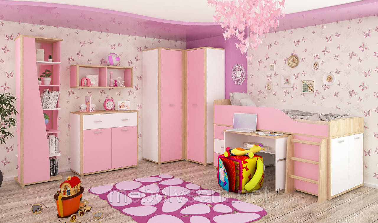 Детская мебель Лео от Мебель Сервис