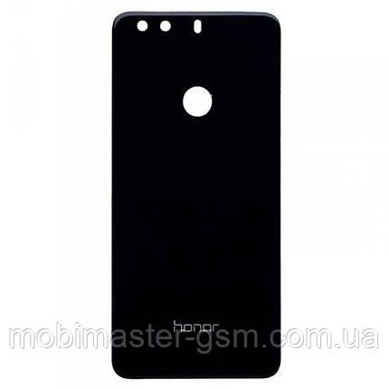 Задняя крышка Huawei Honor 8 черная, фото 2