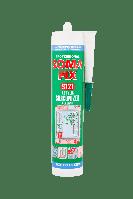 Акриловый герметик SomaFix Mastic 310 мл силиконовый S121