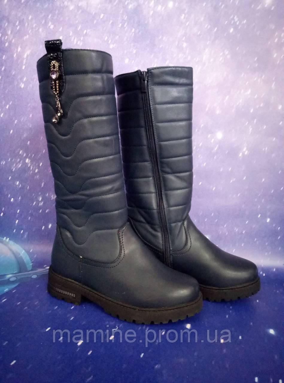 Сапожки Зима для Девочки M.L.V. — в Категории