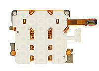 Плата клавиатуры Sony Ericsson K300 (мембрана + пластик)