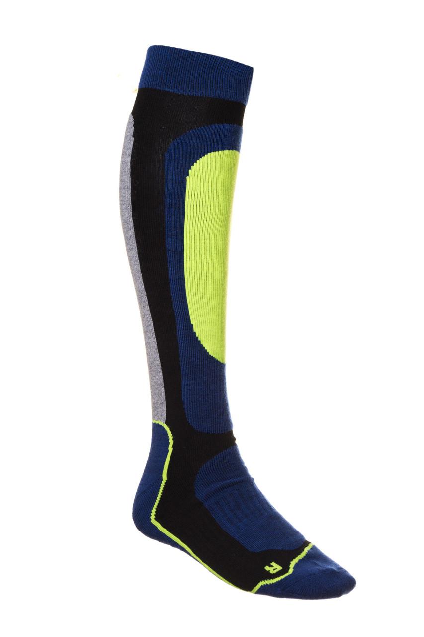 Шкарпетки лижні Ski Kniestrumpf Blue 43-46