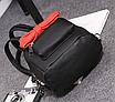 Рюкзак сумка Mikki женский кожзам с ушками Розовый, фото 5