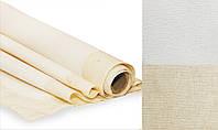 Полотно грунтоване, 2,2*3 м, мелкое зерно, 320 г/м², хлопок, ROSA Studio