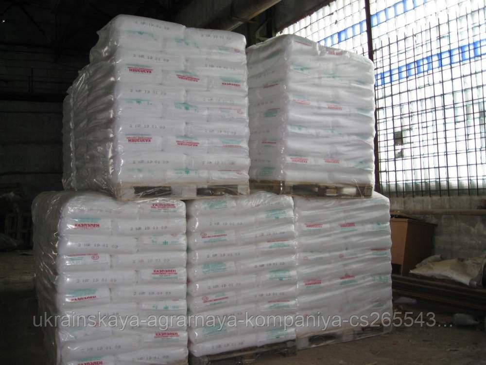 Полиэтилен высокого давления низкой плотности LLDPE 15303-003 высший сорт