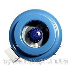 ВЕНТС ВКМ 100 (VENTS VKM 100) - круглый канальный центробежный вентилятор , фото 2