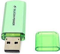 """USB-Flash 32 Gb """"SP"""" Helios 101 Green, фото 3"""