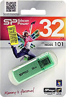 "USB-Flash 32 Gb ""SP"" Helios 101 Green"