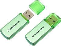 """USB-Flash 32 Gb """"SP"""" Helios 101 Green, фото 2"""