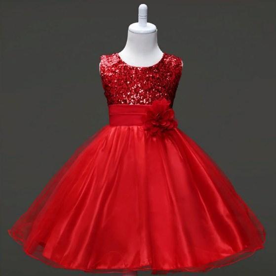 Платье Сказка (красн) 110,160