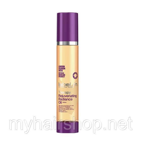 Масло-блеск омолаживающая терапия LABEL.M Age-Defying Radiance Oil 100 мл