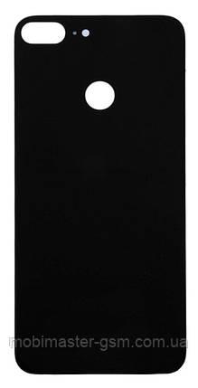 Задняя крышка Huawei Honor 9 Lite (LLD-L31) черная, фото 2