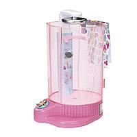 Автоматическая душевая кабинка для куклы Беби Борн BABY BORN - ВЕСЕЛОЕ КУПАНИЕ (с аксессуаром) 823583