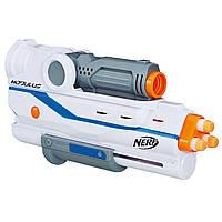 Детское оружие детский бластер-аксессуар Насадка на ствол нерф Nerf Modulus Mediator Barrel