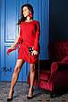 Платье мини на одно плече «Тиара», фото 4