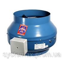 ВЕНТС ВКМ 125 (VENTS VKM 125) - круглый канальный центробежный вентилятор , фото 2