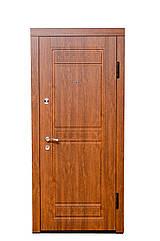 Входные двери EuroDoor 816 960R правые Дуб золотой КОД: 636538