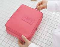 Podarki Органайзер для Косметики Travel (Розовый), фото 1